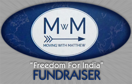 Coffee For India Fundraiser